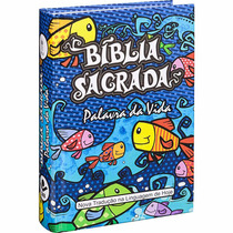 Bíblia Infantil Para Crianças Ilustrada Linguagem De Hoje