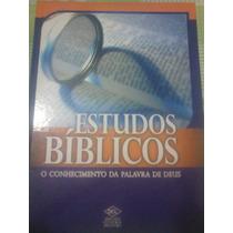 Livro Sobre Estudos Bíblicos