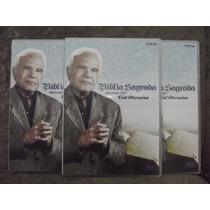 Dvd Áudio A Bíblia Sagrada - Cid Moreira - Audiolivro Mp3...