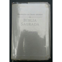 Capa De Bíblia (nwt-t) Compre 7un E Ganhe Grátis + 3un.