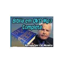 Bíblia Narrada Mp3 Por Cid Moreira - Ótima Narração.