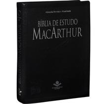 Bíblia De Estudo Macarthur + Indice + Biblia Ntlh Evangelism