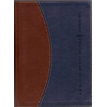 Bíblia De Estudo Anotada Expandida