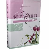 A Bíblia Da Mulher Leitura Devocional Estudo