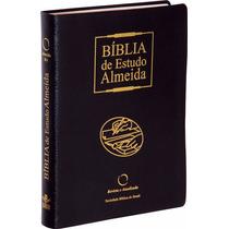 Bíblia De Estudo Almeida Revista Atualizada Promoção