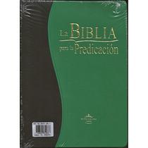 Bíblia Do Pregador Em Espanhol Reina-valera 1960