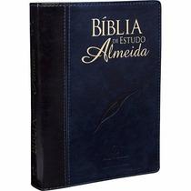Bíblia De Estudo João Ferreira De Almeida Revista Atualizada