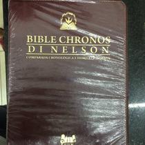 Bíblia Chronos Di Nelson