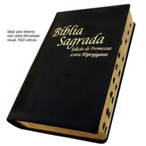 Bíblia Sagrada Letras Hiper Gigantes (evangélica).