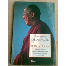 Livro - Os Estágios Da Meditação - O Dalai Lama