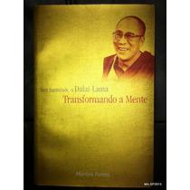 Livro Transformando A Mente - Dalai Lama - Frete Grátis