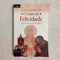 O Livro Da Felicidade - Sua Santidade, O Dalai Lama