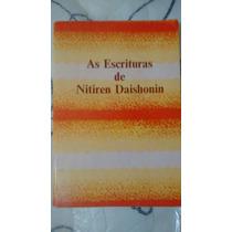 As Escrituras De Nitiren Daishonin Vol. 6, Budismo Nichiren