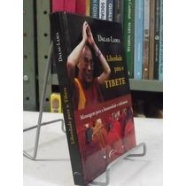 Livro - Liberdade Para O Tibete - Dalai-lama