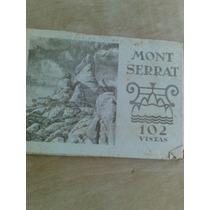 Livro - Mont Serrat. 102 Vistas.