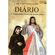 Livro - Diário De Santa Faustina