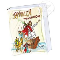 Bíblia Para Crianças Canção Nova - Livro Ilustrado Infantil