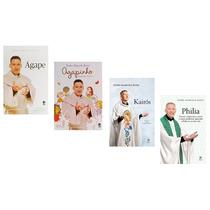 Kit Livros Padre Marcelo Rossi (4 Livros) #