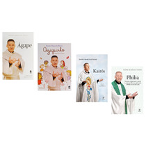 Kit Livros Padre Marcelo Rossi (4 Livros)