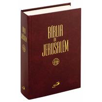 Melhor Bíblia Para Estudos - Bíblia De Jerusalém