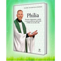 Livro Philia Padre Marcelo Rossi