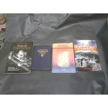 Kit- 4 Livros Religiosos Cristãos