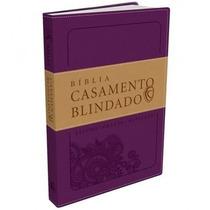 Bíblia De Estudo Casamento Blindado
