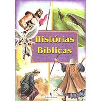 Livro - Histórias Bíblicas - Infanto Juvenil - Capa Dura