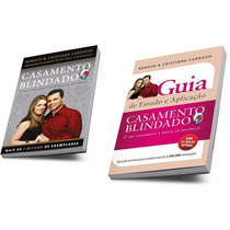 Combo Livro Casamento Blindado E Guia De Estudo E Aplicação