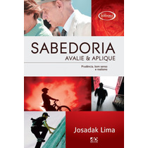 Livro Sabedoria - Avalie & Aplique