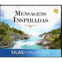 Livro Mensagens Inspiradas - Silas Malafaia - Frete Grátis