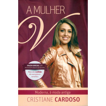Livro Cristiane Cardoso - A Mulher V