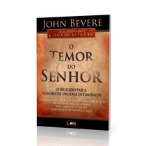 O Temor Do Senhor Livro John Bevere