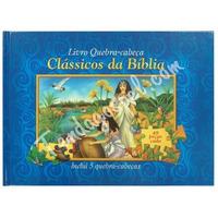 Livro Quebra-cabeça: Clássicos Da Bíblia