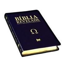 Bíblia Revelada Di Nelson Ômega Nt + Antigo Test Inter 1 E 2
