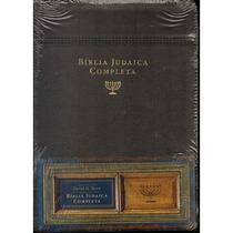 Bíblia Judaica Completa - Luxo Preta