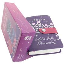 Bíblia Minha Linda Princesinha Capa Flexível C/ Fecho [cpad]