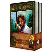 Kit O Peregrino 1 E 2 + Dvd Filme (livro)