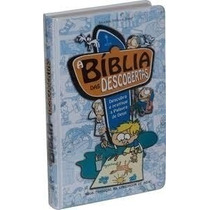 Bíblia Das Descobertas (crianças E Pré-adolescentes) Azul