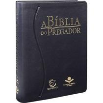 Bíblia Do Pregador Revista E Corrigida Média Frete Grátis