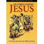 Livro- Um Homem Chamado Jesus - Quadrinhos- Frete Gratis