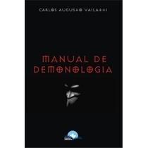 Manual De Demonologia Livro