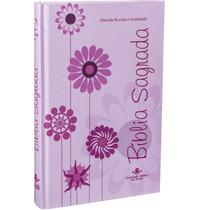 Kit Com 05 Bíblias (ra) Para Evangelização - Capa Dura