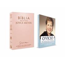 Bíblia De Estudo Joyce Meyer + O Vício De Agradar A Todos