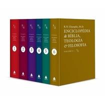 Enciclopédia De Bíblia Teologia E Filosofia 6 Volumes