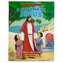 Livro Infantil Em Adesivos A História De Jesus - 3 A 7 Anos