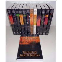 (novo) Coleçao De 13 Livros Deixado Para Trás