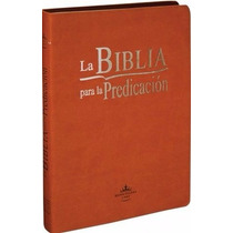 La Bíblia Para La Predicación Reina-valera 1960