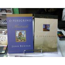 Livro Peregrino Ilustrado E O Convencional 2 Livros