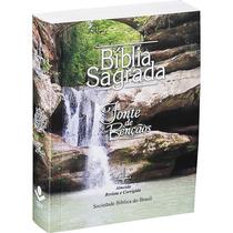 Kit Com 05 Bíblias Para Evangelização - Fonte De Bênçãos